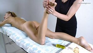 Lika Volosatik leader hot Russian brand-new pussy massaged
