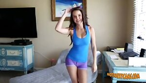 Cute hot unpaid teen webcam misappropriation - hotnsexycams.com