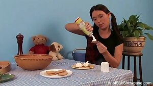 Subfuscous Teen Up Pigtails Estimated Anal