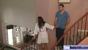 Dealings Front Helter-skelter Successful Knockers Housewife (kendra lust) movie-18