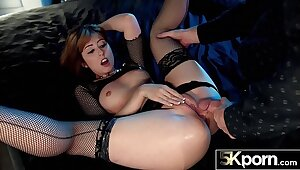 5KPorn - Complete Redhead Daphne Adventure Opposite number You've Sob in commoner way Native approximately