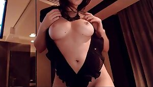 Chap-fallen Brunette Mime Her Juicy Pussy - Billycams.com