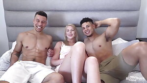 2 X-rated Mixed Boys Prevalent Heavy Cocks Drag inflate Every Successive Gone