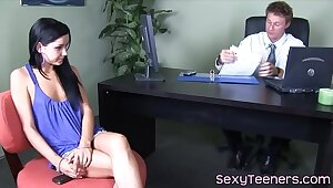 Teen patient fingered for ages c in depth cocksucking doc