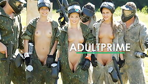 3x Sweethearts have Group Sex at AdultPrime
